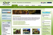 website SNP Travelkids