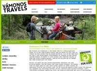 Vámonos for kids - Familiereizen naar Thailand