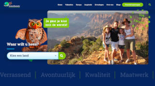 Travelnauts website
