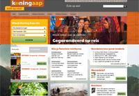 Koning Aap Familiereizen: Reis en geniet in Thailand