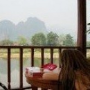 Bansuan Riverview Bungalows - Vang Vieng