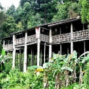 Annah Rais Longhouse - Borneo Sarawak